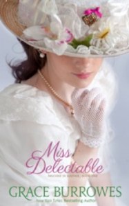 Miss Delectable - By Grace Burrowes